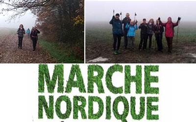 Marche nrodique crespières Les flambertins