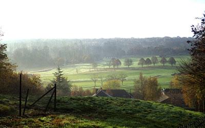 Marche nordique golf joyenval