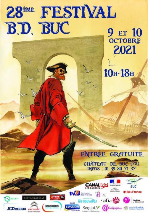 Festival BD BUC 2021