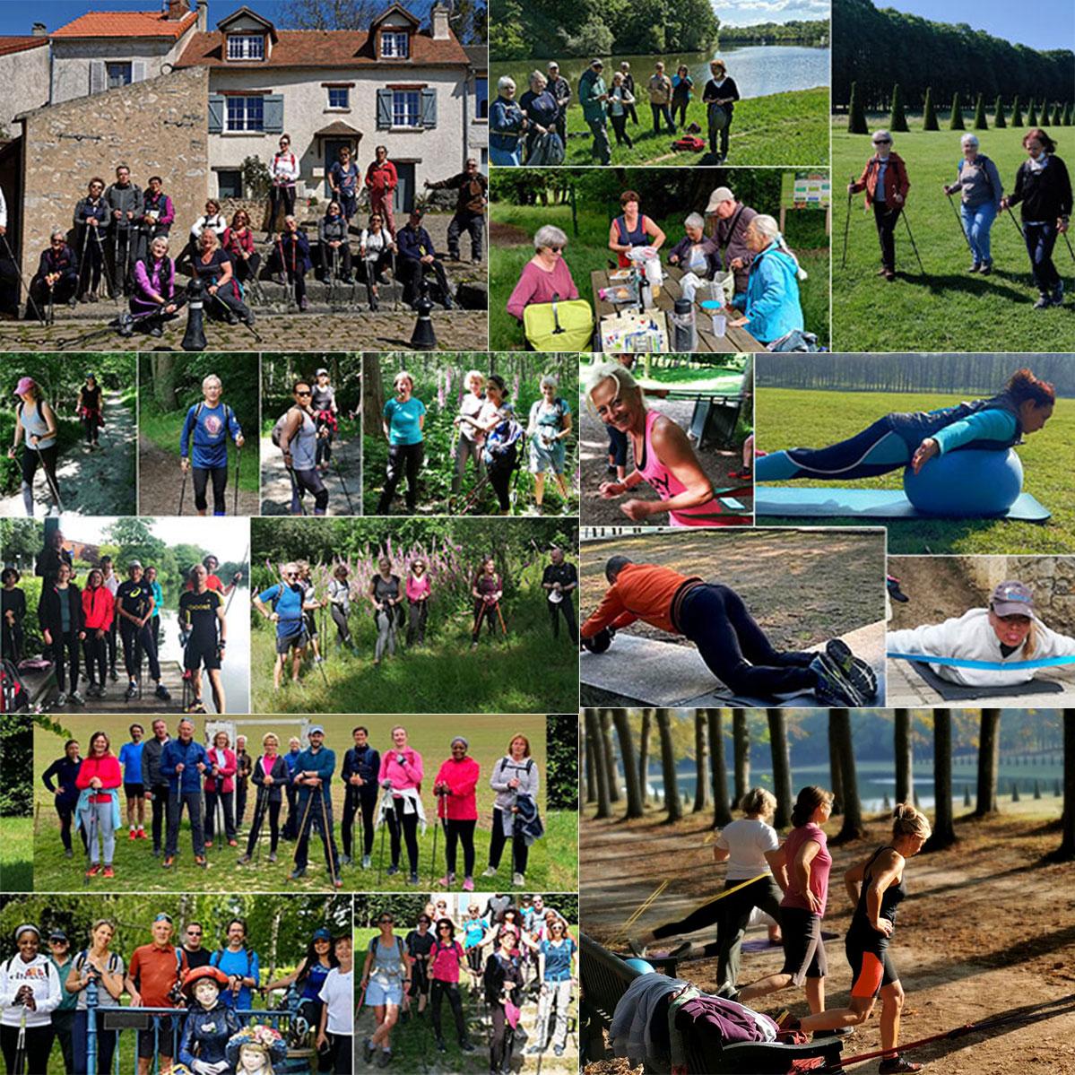 club sportif marche fitness